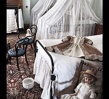 The bedroom of children by Roberta Angiolani