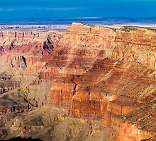 Grand Canyon Palisades by BGSPhoto