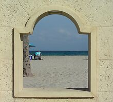 A window to Paradise... by MoxieNox