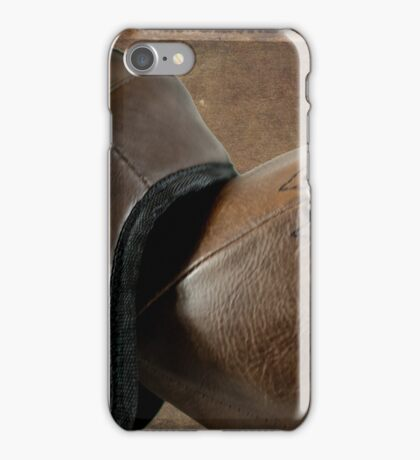 Old time Football iPhone Case/Skin