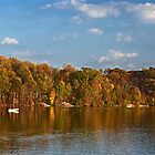 Autumn at Marsh Creek by cclaude