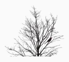 Bird in Tree by pearlguy