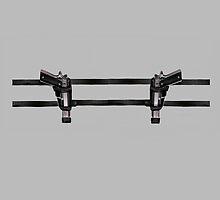 GUN BELT by ALIANATOR