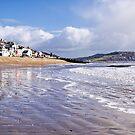 Lyme Regis - March by Susie Peek