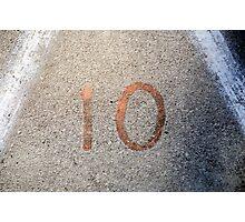 10 Photographic Print