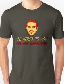 So Here's To You Jordan Henderson T-Shirt
