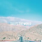 Travel the world by Indea Vanmerllin