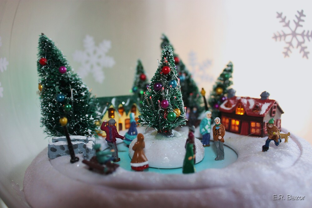 Have yourself a Merry Little Christmas by E.R. Bazor