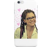 Orphan black Cosima iPhone Case/Skin