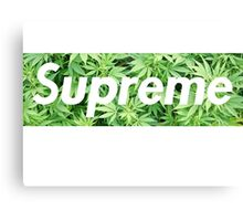 Dope Supreme Canvas Print