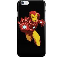 Iron Man Cartoon iPhone Case/Skin