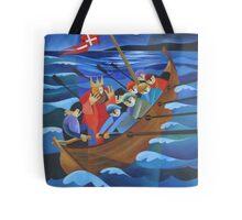 KING CHRISTIAN II's DILEMMA 1523 Tote Bag