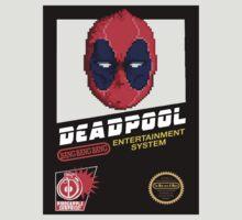 Deadpool NES by sonicdude242