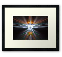 'Purity of Intent' Framed Print
