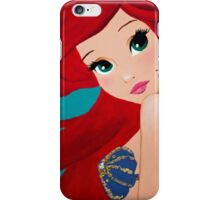 Ariel the little mermaid iPhone Case/Skin