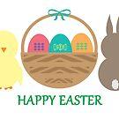Easter Basket  by CreativeEm