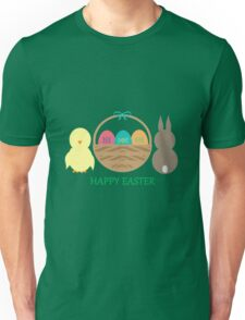 Easter Basket  Unisex T-Shirt