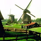 DUTCH WINDMILLS 02 by RainbowArt