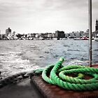 Rope, rope, rope your boat !  by Bine