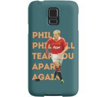 Phil Will Tear You Apart Samsung Galaxy Case/Skin
