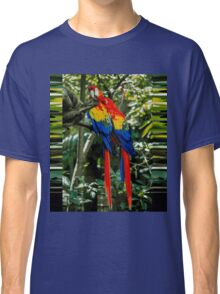 Pair of Parrots Classic T-Shirt