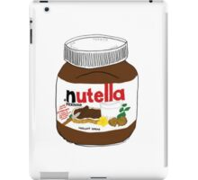 Nutella Drawing iPad Case/Skin