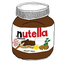 Nutella Drawing by Cirtolthioel