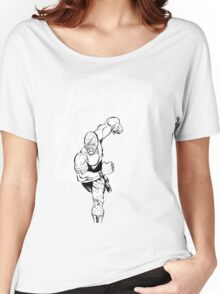Vigil Pinup #4 Women's Relaxed Fit T-Shirt
