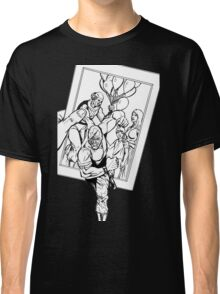 Vigil Pinup #4 Classic T-Shirt
