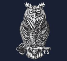 Great Horned Owl Kids Clothes