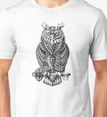 Great Horned Owl Unisex T-Shirt