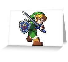 Lego Link Greeting Card