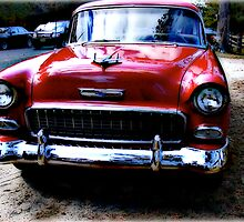 RED CHEVY by Camerin