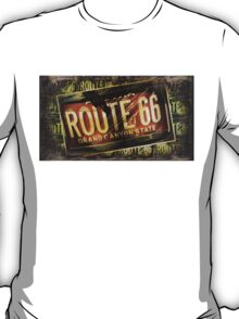 route 66 grand canyon T-Shirt