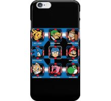 Mega Smash iPhone Case/Skin