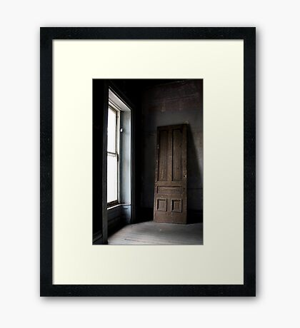 James Lee Framed Print