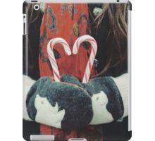 Candy cane love iPad Case/Skin