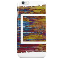 Extraction 2 - oil painting iPhone Case/Skin