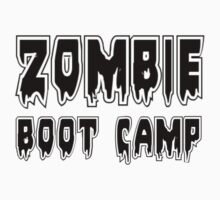 ZOMBIE BOOT CAMP by Zombie Ghetto Kids Clothes
