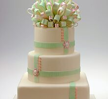 Jade, a cake designed by by Linda Bassett