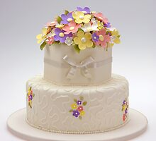 Kelly, a cake designed by by Linda Bassett