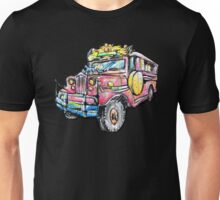 King of the Road! Philippine Jeepney Unisex T-Shirt