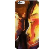Two Heads, One Heart iPhone Case/Skin