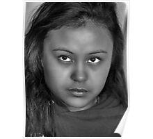 Girl Uncertain Poster