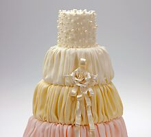 Tiffany, a cake designed by by Linda Bassett
