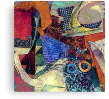 Assemblage  Canvas Print