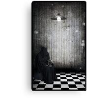 Guilty Canvas Print