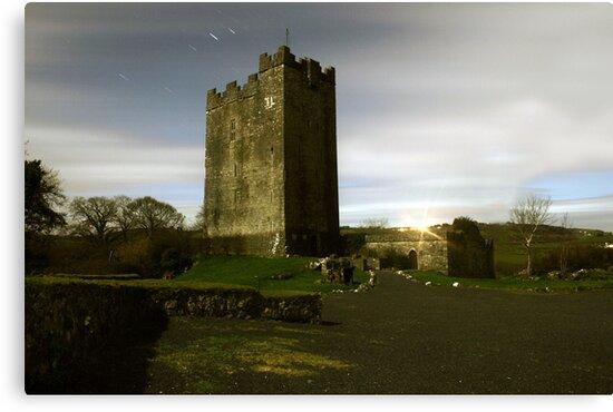 Dysert O Dea Castle by John Quinn