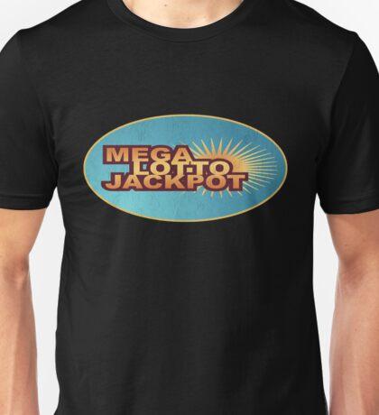 Mega Lotto Jackpot Unisex T-Shirt