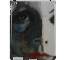 Greta Garbo iPad Case/Skin